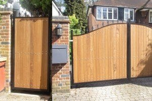 Automated Gates in Chertsey