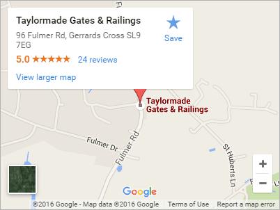 Automated Gates Service in Buckinghamshire Testimonial